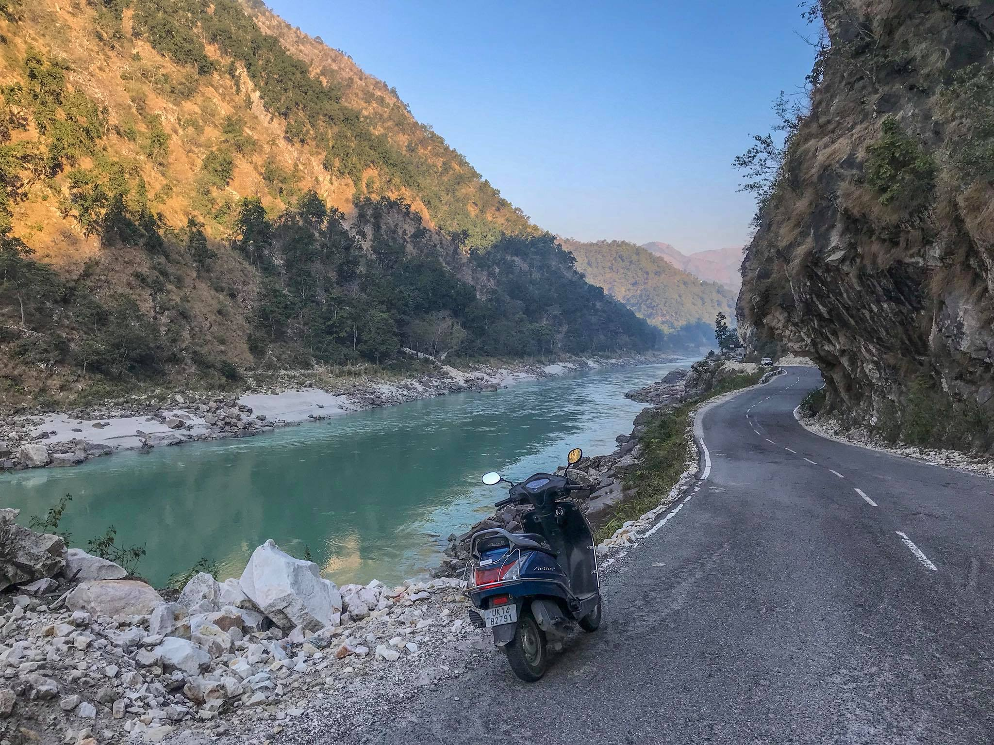 Rent A Scooter In Rishikesh – Top 5 Places You Should Visit
